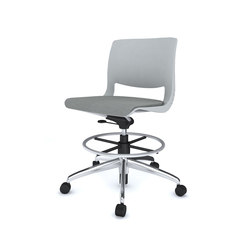 Variable Multi-Use Chair | Sedie girevoli da lavoro | Teknion