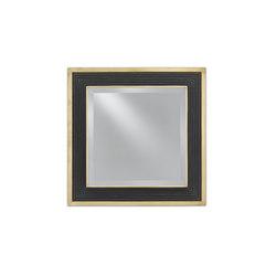 Loren Mirror, Square | Mirrors | Currey & Company