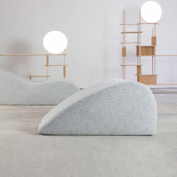 Dunes | Modular seating elements | Smarin