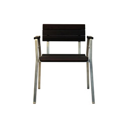 CHEVY CHASE CAFÉ CHAIR | Sièges de jardin | Museum & Library Furniture