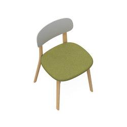 Zones Side Chair | Sillas para restaurantes | Teknion