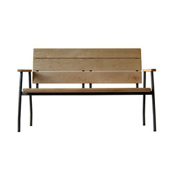 ROCK CREEK BENCH | Bancos de jardín | Museum & Library Furniture
