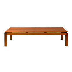 MONTICELLO PLANK | Waiting area benches | Museum & Library Furniture