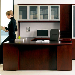 Expansion Wood | Executive desks | Teknion