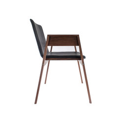 SEATTLE CHAIR | Sillas multiusos | Museum & Library Furniture