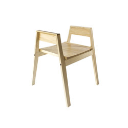 SEATTLE STOOL | Chaises polyvalentes | Museum & Library Furniture