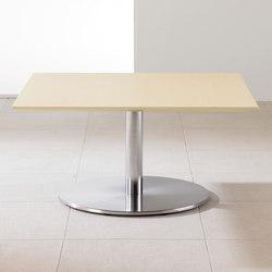 Vignette | Lounge tables | Teknion