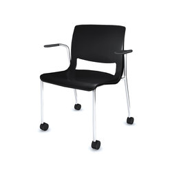 Variable Stacking Chair | Sillas | Teknion