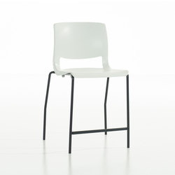 Variable Stacking Chair | Bar stools | Teknion