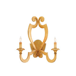 Retrospect Wall Sconce | General lighting | Currey & Company