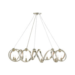Ringmaster Chandelier | Allgemeinbeleuchtung | Currey & Company