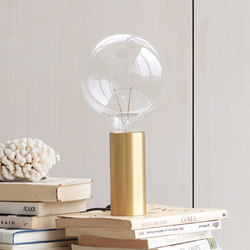 NEB Brasslamp | Lampade tavolo | No Early Birds