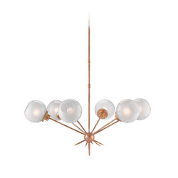 Shelly Chandelier | Iluminación general | Currey & Company