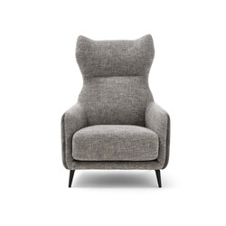 Dufflé | Lounge chairs | DITRE ITALIA