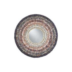 Testa Mirror | Spiegel | Currey & Company