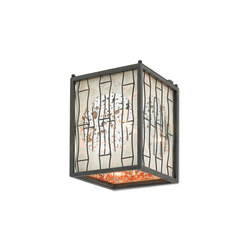 Tsukiyo Wall Sconce | General lighting | Currey & Company
