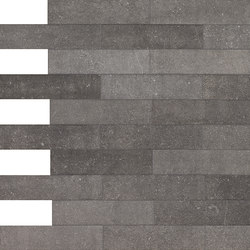 Brik | Back Anthracite | Ceramic tiles | Keope