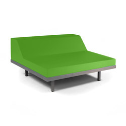M2 Straight | Modular seating elements | Quinze & Milan