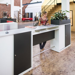 grand slam z | Reception desks | Sedus Stoll