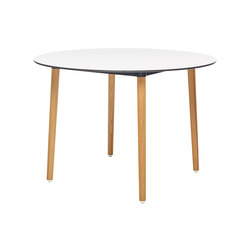 Pilot Table Round | Tables de repas | Quinze & Milan