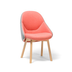 Alba Chair | Restaurant chairs | TON