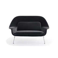Saarinen Womb Settee Relax | Lounge chairs | Knoll International
