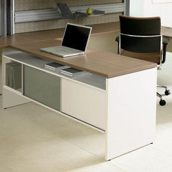 Expansion Desking | Desking systems | Teknion