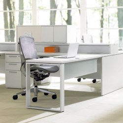 Expansion Desking | Tischsysteme | Teknion