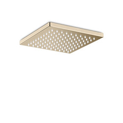 Rain shower head 197 x 197 mm | Shower taps / mixers | Armani Roca