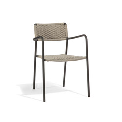 Echo chair | Garden chairs | Manutti