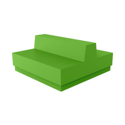 Seattle cross 02 | Modular seating elements | Quinze & Milan