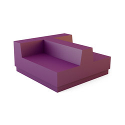 Seattle cross 03 | Modular seating elements | Quinze & Milan