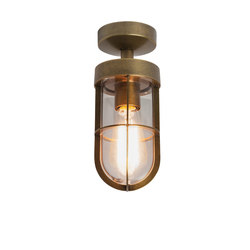 Cabin Semi Flush Antique Brass | Iluminación general | Astro Lighting