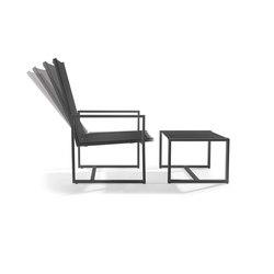 Latona recliner 1 seat | Garden armchairs | Manutti