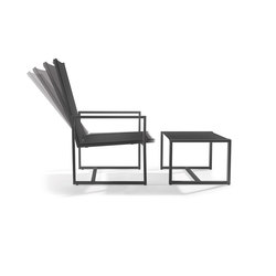 Latona recliner 1 seat | Gartensessel | Manutti