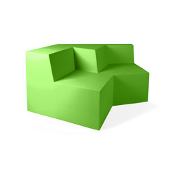 Skew Sofa | Bancos de jardín | Quinze & Milan