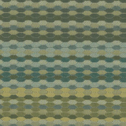 Beaded Stripe | Gemstone | Recycled synthetics | Luum Fabrics