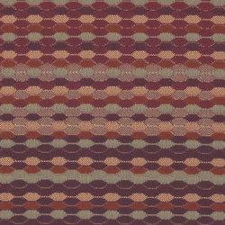 Beaded Stripe | Cinnabar | Plástico reciclado | Luum Fabrics