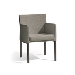 Liner chair | Sillas | Manutti