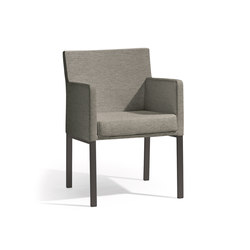 Liner chair | Garden chairs | Manutti