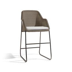 Mood Barstool 60 | Bar stools | Manutti
