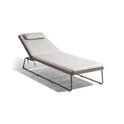 Mood lounger | Sun loungers | Manutti