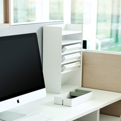 upStage Storage | Desk tidies | Teknion