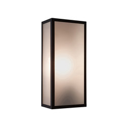 Messina 160 Black (With Sensor) | Outdoor wall lights | Astro Lighting
