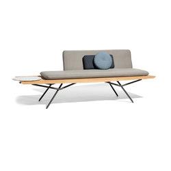 San Sofa | Benches | Manutti