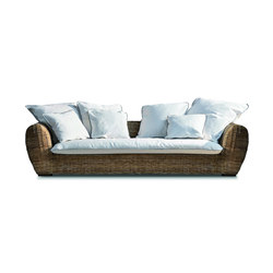 InOut 623 | Garden sofas | Gervasoni