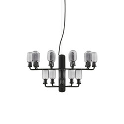 Amp Chandelier Small | Lámparas de techo | Normann Copenhagen