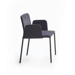 Corbo | armrest | Visitors chairs / Side chairs | more
