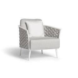 Cascade 1S | Garden armchairs | Manutti