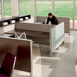 District | Panel systems | Teknion